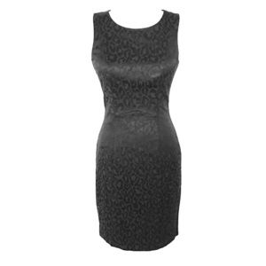 H&M Pencil V-Neck Fitted Dress Size 2